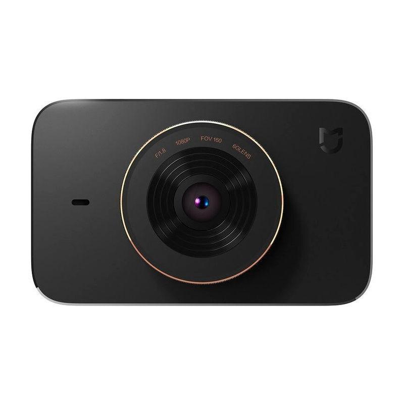 Автомобильный видеорегистратор Xiaomi Mi Dash Cam 1S черный QDJ4032GL