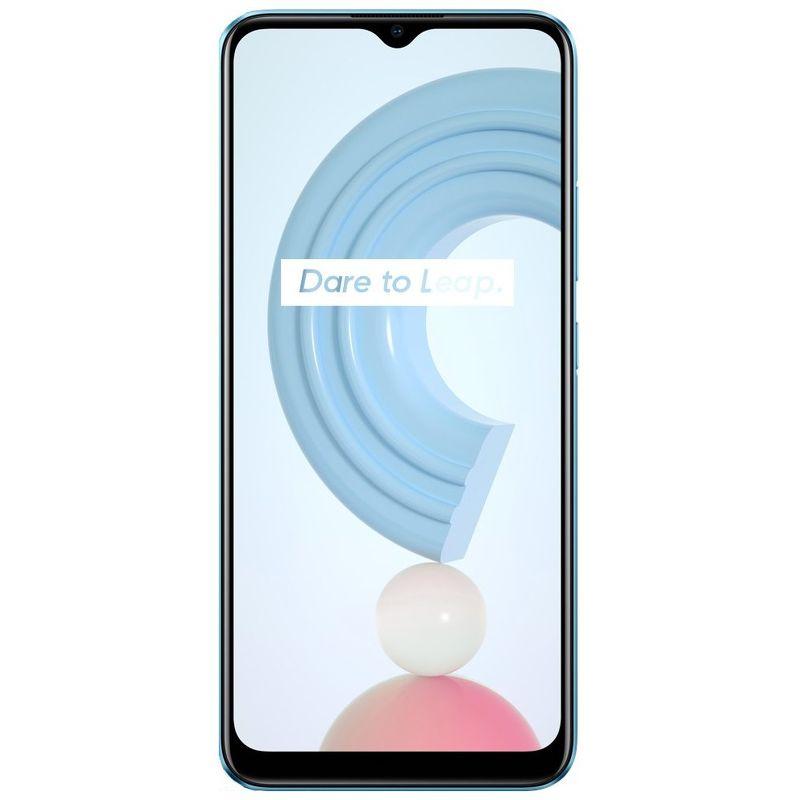 Смартфон realme C21 4/64 ГБ голубой