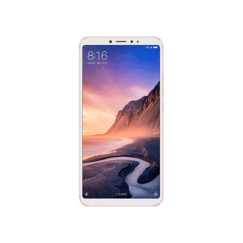 Смартфон Xiaomi Mi Max 3 4/64 ГБ золотистый