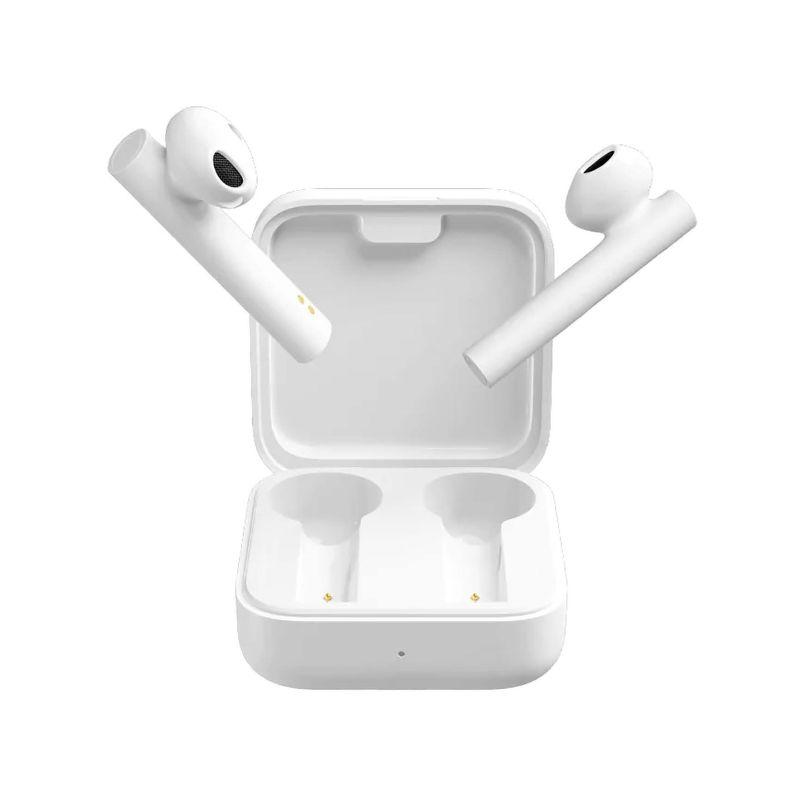 Беспроводные наушники Xiaomi Mi True Wireless Earphones 2 Basic белый BHR4089GL