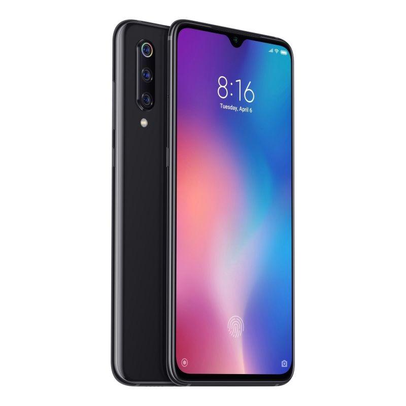 Смартфон Xiaomi Mi9 6/64 ГБ черный