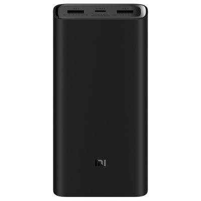 Портативный аккумулятор Xiaomi Mi Power Bank 3 Bank 3 10000 mAh черный