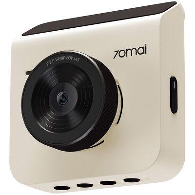 Автомобильный видеорегистратор Xiaomi 70mai Dash Cam A400 бежевый