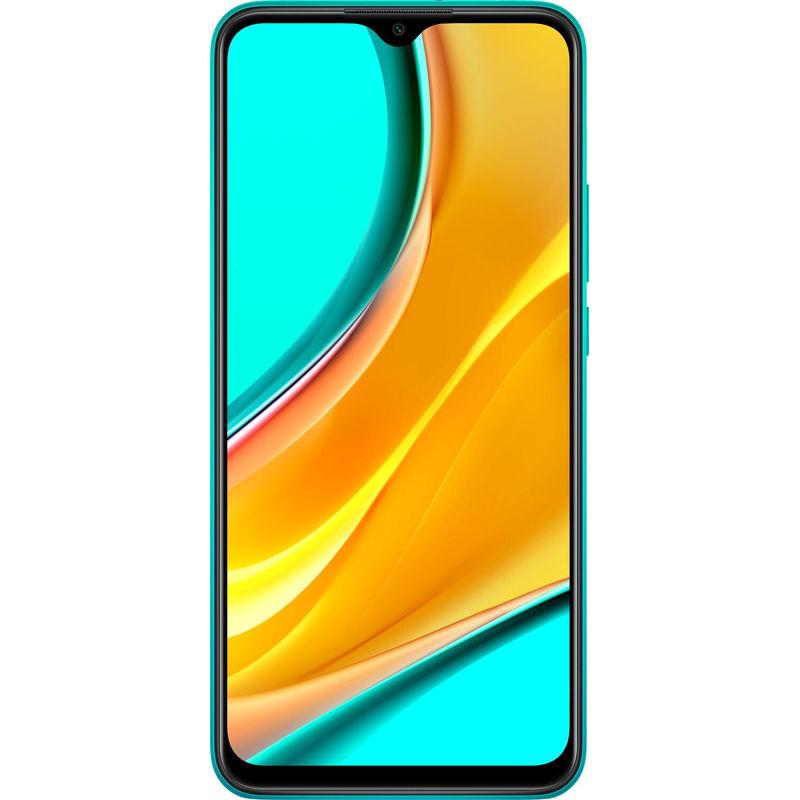 Смартфон Xiaomi Redmi 9 3/32 ГБ (NFC) зеленый
